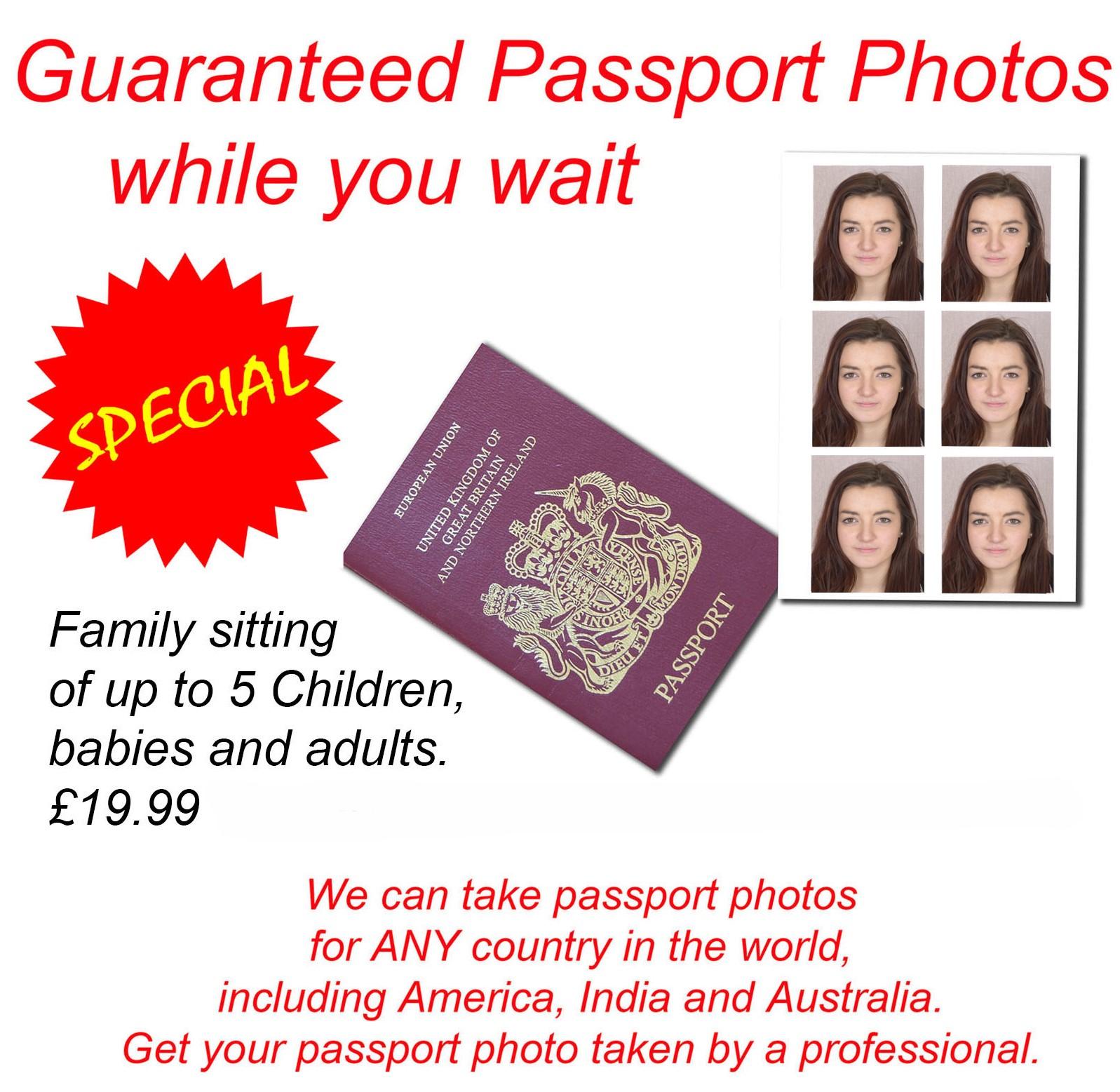family passport india